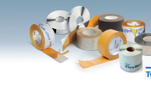 Powerful Seals with Tyvek® Tapes and Sealing