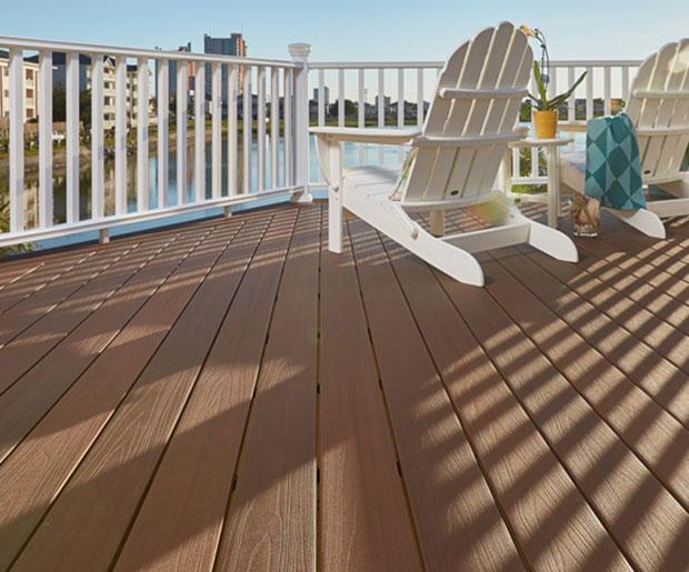 Teranna Composite Decking | Ever-Shield Timber Effect Boards
