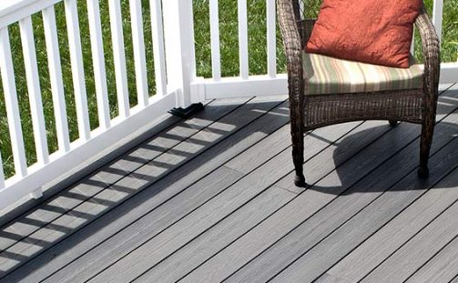 Why is Composite Decking the Best for Ireland?