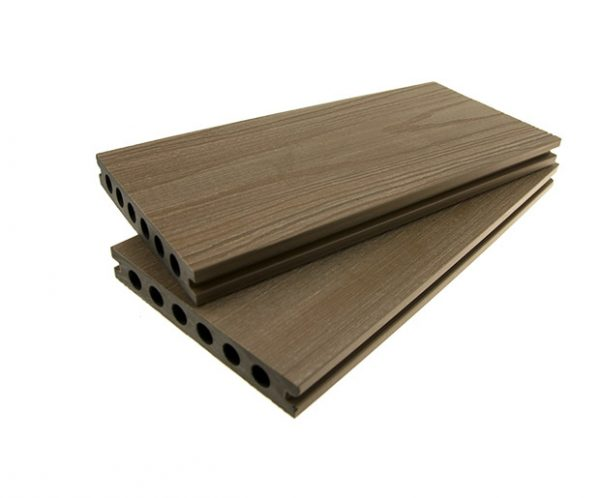Teranna Composite Decking Ever Shield - Teak