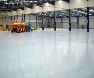 epoxy resin is slip-resistant