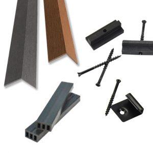 Teranna Composite Decking Accessories