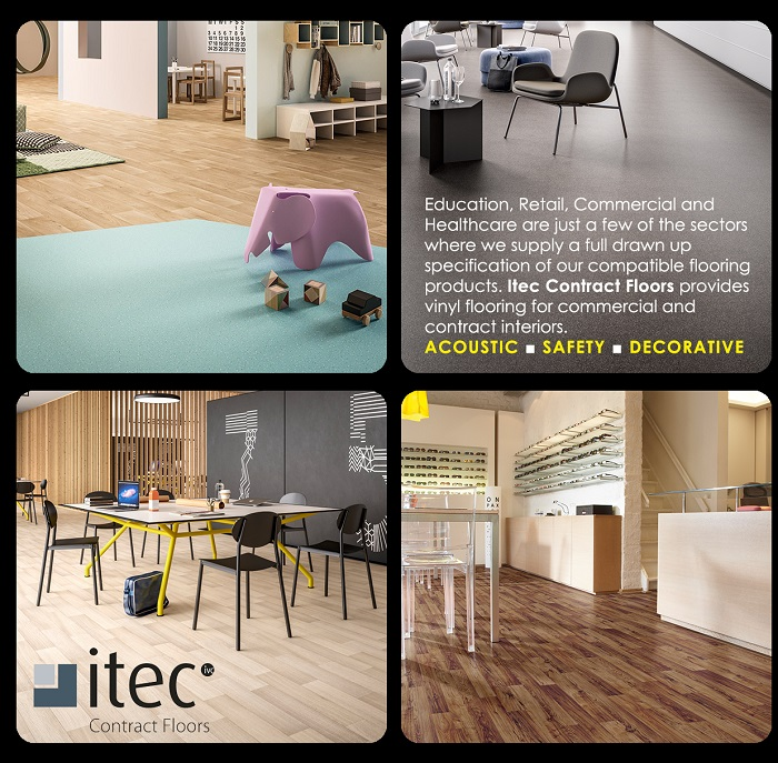 Itec IVC at Arcitecture Expo 2018