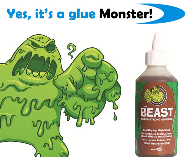 Polyurethane Adhesive | Bondit Monster The Beast | Laydex Products