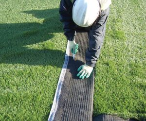 easy installation is a huge benefit of artificial grass