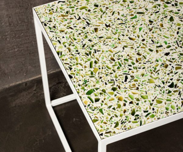 Bealstone Excluisve Terrazzo - Furniture Application