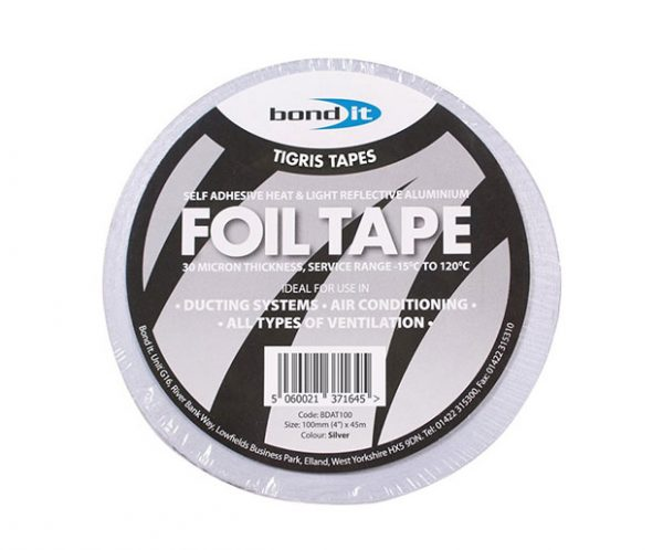 bondit aluminium foil tape