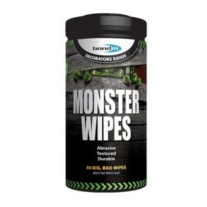 bondit monster cleaning wipes