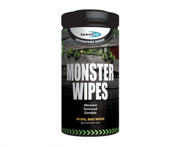 bondit monster cleaning wipes