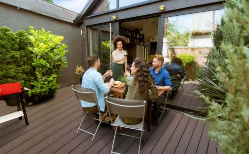 A Great Alternative to Timber Decking