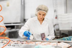 Resin Flooring Food Beverage Industry