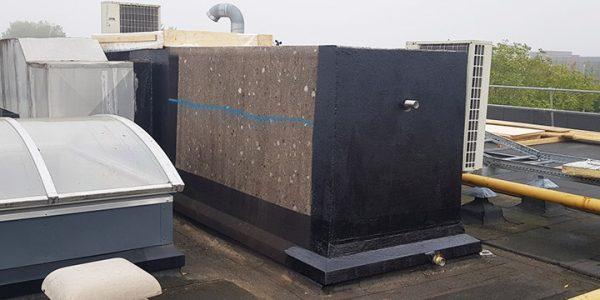 Water Tank Refurbishment CIT, Cork