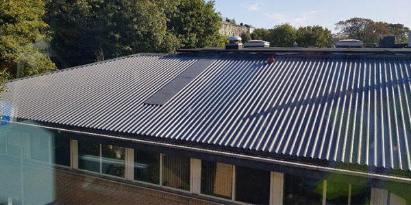 UCC Cork, Roofing Refurbishment – Liquiflex-Pro