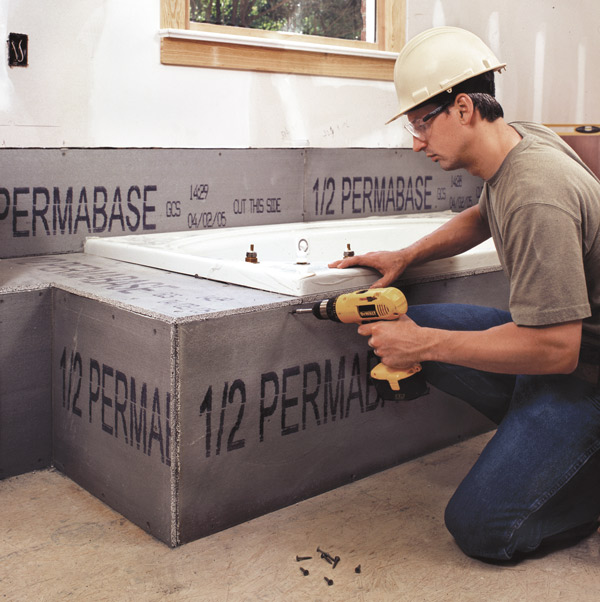 Permabase Cement