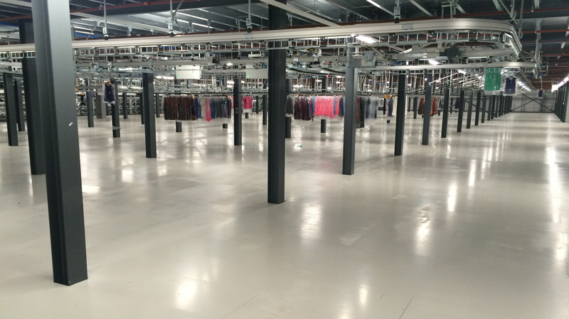 Sherwin Williams - Manufacturing Facilities and Warehouses