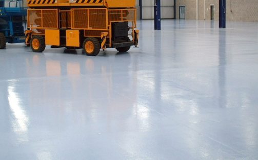 Why Choose Resin Coating in Manufacturing Facilities and Warehouses?