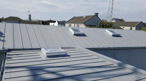 Castlebar Garda Station – Alkorplan Roof