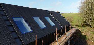 Private House Roofing case Study - Alkorsolar Alkorplan Membrane