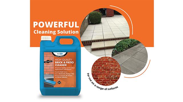 Brick & Patio Cleaner