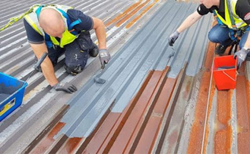 Cold Applied Liquid Waterproofing with Liquiflex-Pro