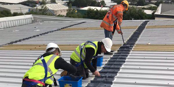 Commercial Building – Liquiflex-Pro Roofing Refurb