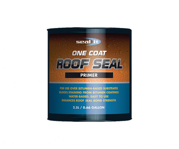 Bond It Solvent Free Roof Primer Seal it - One Part