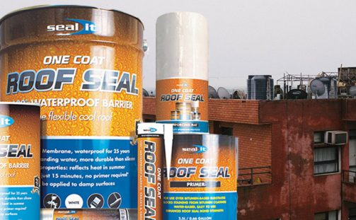 One Coat Roof Sealant That Will Also Help You Reduce Energy Costs