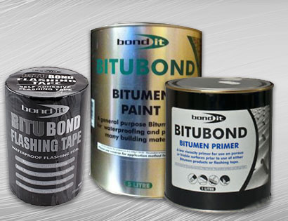 Roofing & Bituminous Products