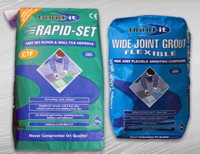Ceramic Tile Adhesives & Grouts