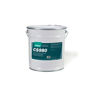 CS980 penetrates deep porous concrete and hardens to provide a dustproofed surface.