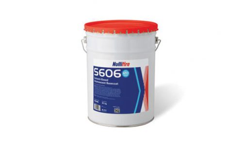 Nullifire S606 Solvent-Based Intumescent Basecoat