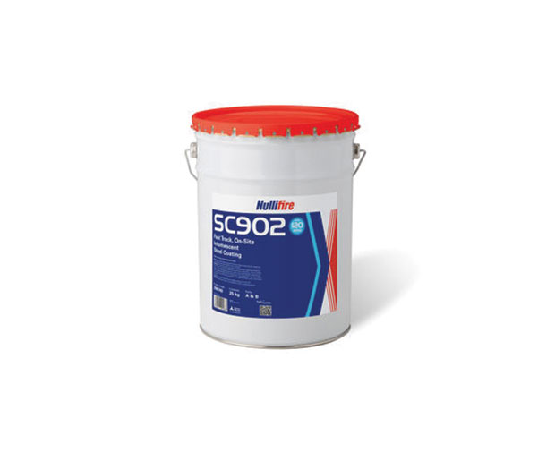 SC902 is a low VOC, one coat, high build system, based on patented technology