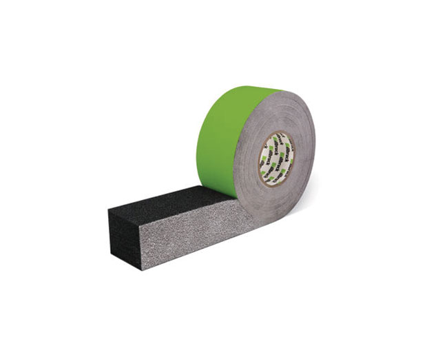 TP651 is an impregnated, pre-compressed multi-functional sealing tape. The impregnation protects the tape against mould and fungi.