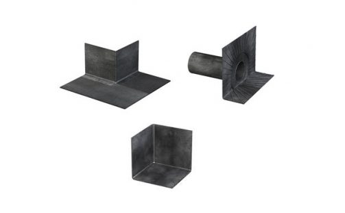Pluvitec Pre-formed Corners and Outlets