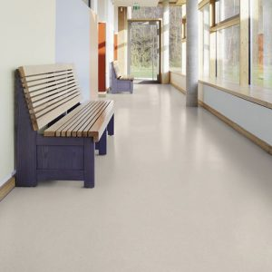 Hospitals and schools around the world put their trust in the multi-room versatility, cost-saving durability and unique maintenance properties of iQ Granit.
