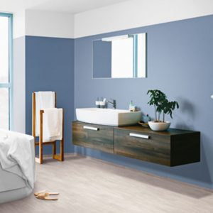 Aquarelle Wall is a Unique concept: floors, walls, borders and accessories available (compatible with Granit and/or Aquarelle Floor)