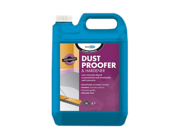 Bond It Dust Proofer & Hardener