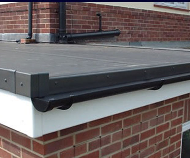hesrtalan easy.fit roof trims are designed to simplify and improve edge detail work on flat roofs.