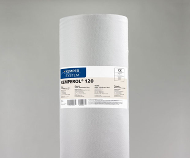 KEMPEROL Fleece is a non-woven, needle-punched fabric reinforcement