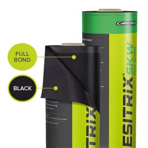 Resitrix SK W Black Full Bond - is root resistant according to DIN EN 13948 and carries FLL-Test certificate