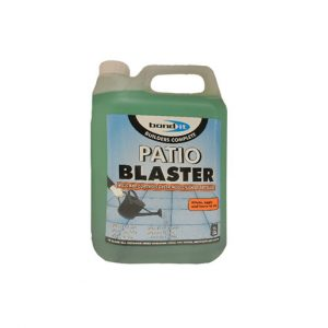 concentrated disinfectant for the removal and prevention of green mould, lichens and algae on hard surfaces