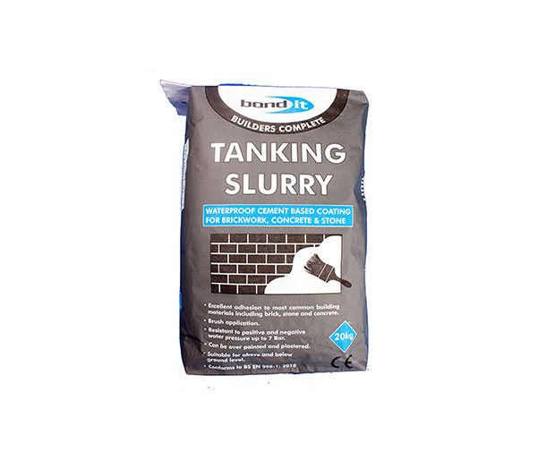 A cementitious waterproof coating designed for use below and above ground for cellars, retaining walls, and tanks