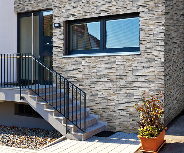 Stegu Grenada Frost - reflects unique features of a natural stone