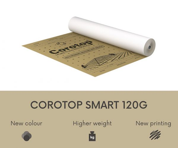 Corotop Smart 120G - Durable Three Layer Roof Breather Membrane