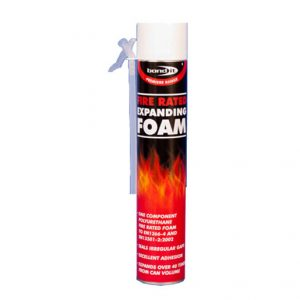 Bond It Fire Resistant Expanding PU Foam