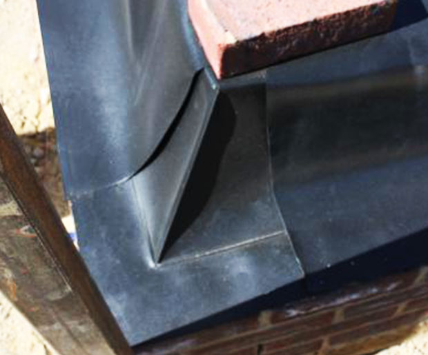 Visqueen Zedex CPT High Performance Damp Proof Course (DPC) and Pre-formed Units
