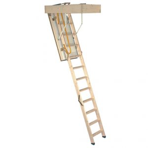 Minka Polar Extreme Airtight Loft Ladder - ladder with extreme insulation