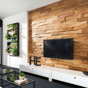Stegu Timber Wood - structure like wooden planks