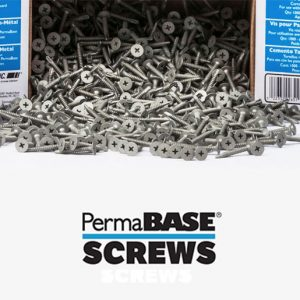 PermaBase® Screws
