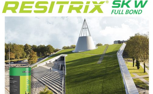 RESITRIX SK W for Living Roofs of Any Kind